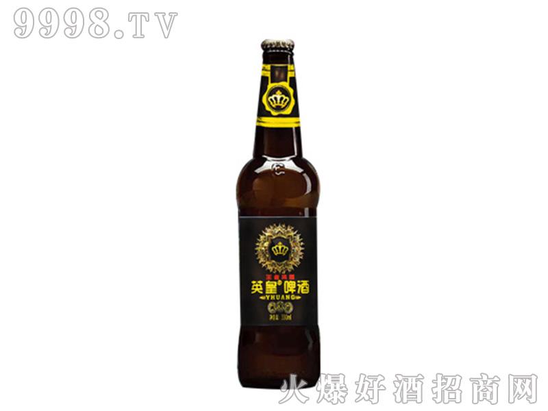 英皇啤酒330ml黑标