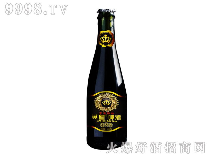 英皇啤酒王者风范500ml