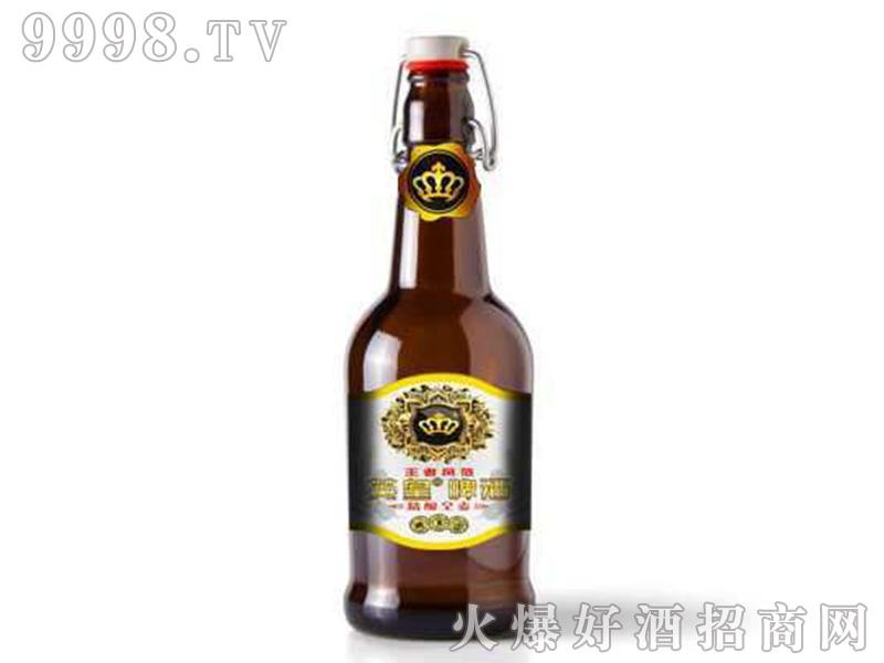 英皇啤酒棕瓶白标【500ml】